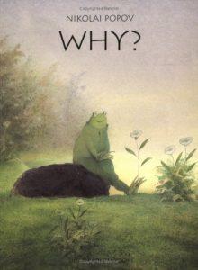 Book Cover of Why? by Nikolai Popov