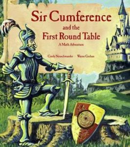 Book Cover of Sir Cumference and the First Round Table