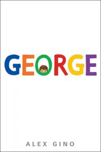 Book Cover of George by Alex Gino