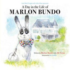 Book Cover of A Day in the Life of Marlon Bundo by Marlon Bundo