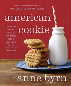 Book Cover of American Cookie by Anne Byrn