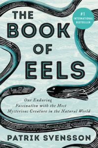 Book Cover of The Book of Eels by Patrick Svensson