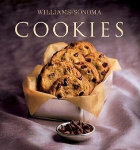 Book Cover of William-Sonoma Cookies by Marie Simmons