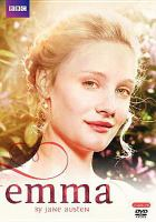 DVD cover of Emma