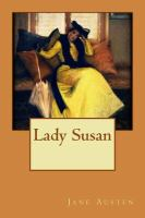 Book cover of Lady Susan