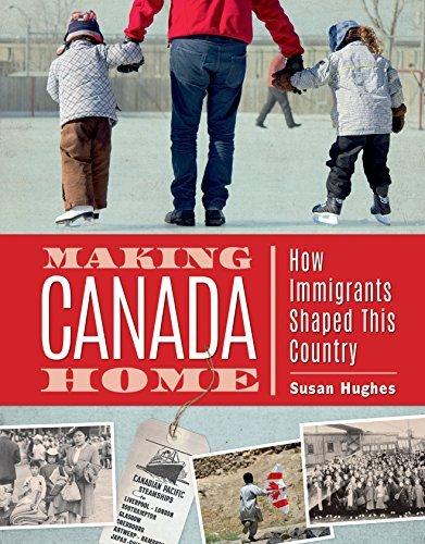 Making Canada Home book cover