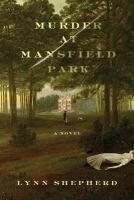Book cover of Murder at Mansfield Park