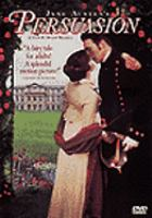 DVD cover of Persuasion