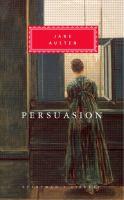 Book cover of Persuasion