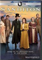 DVD cover of Sanditon