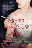 Book cover of The Other Windsor Girl by Georgie Blalock