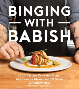 Binging with Babish book cover