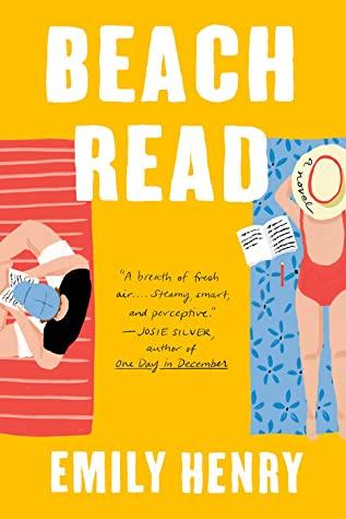 beach read book cover