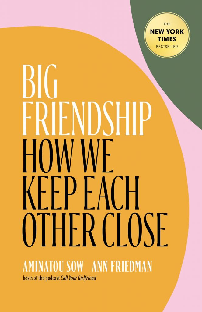 big friendship book cover
