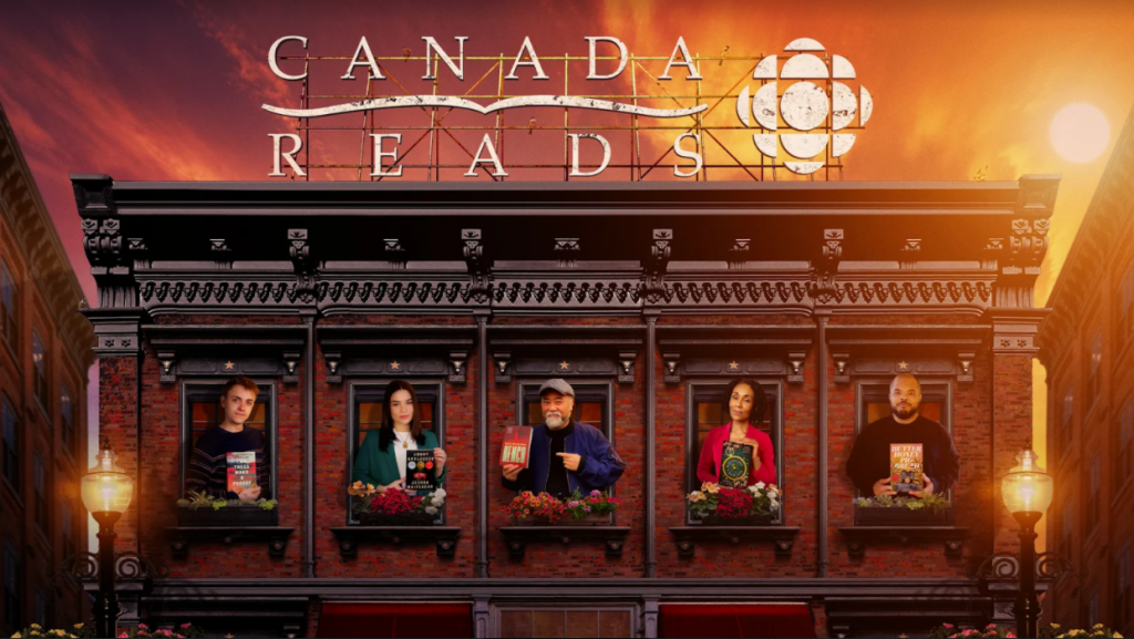 canada reads 2021 banner