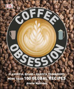 "Cover of ""Coffee Obsession""."