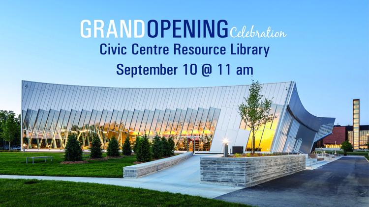 Grand Opening Celebration September 10, 2016
