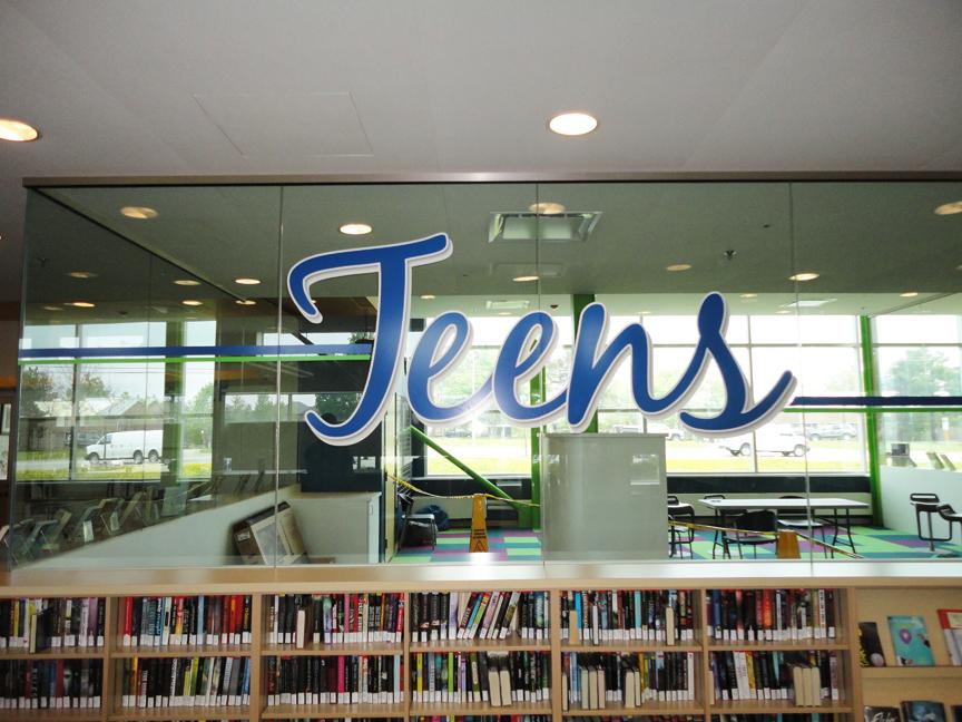 PBRL Teen Lounge