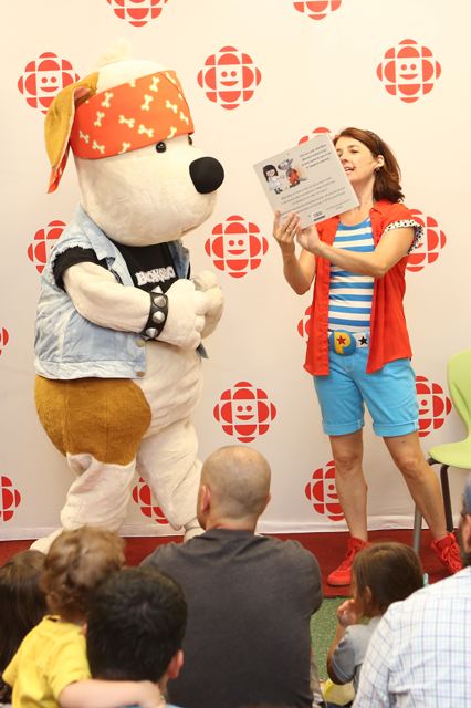 Kids' CBC Patty & Bookaboo