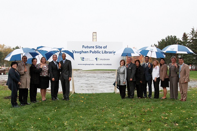 Site Dedication Ceremony picture 1