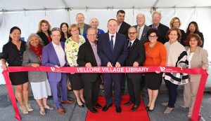 City of Vaughan Mayor and Members of Council with the Vaughan Public Library Board