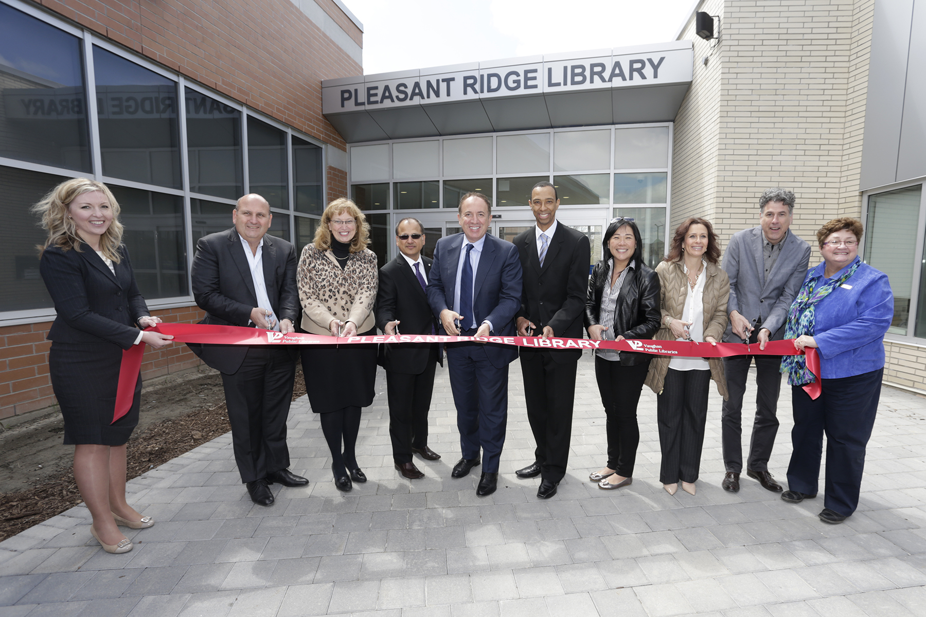 Pleasant Ridge Grand Opening Celebration