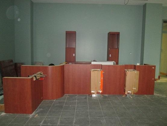 combined service desk