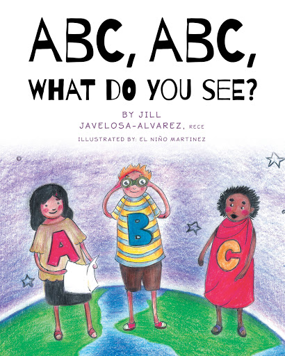 The ABC, ABC What Do You See? book cover