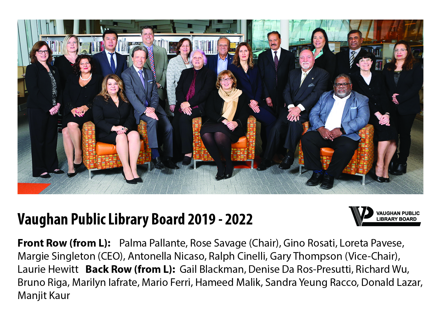 Vaughan Public Library Board