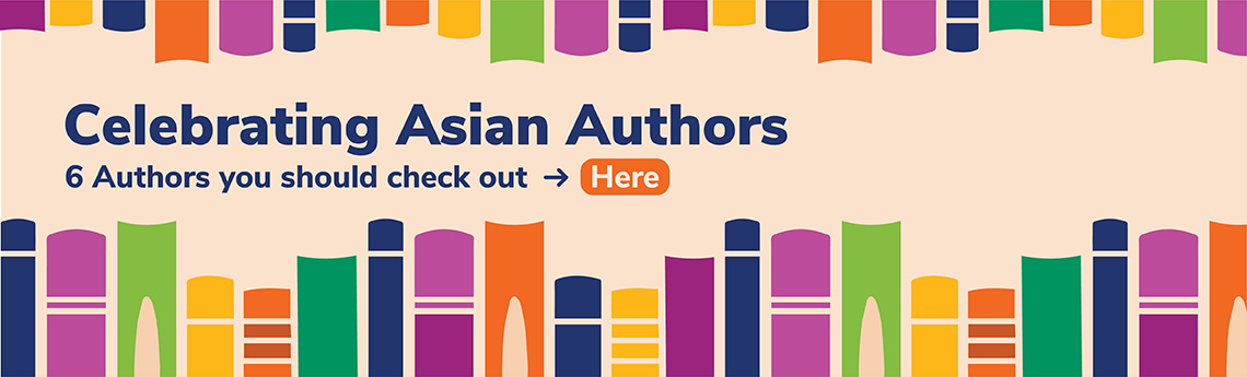 VPL Celebrating Asian Authors