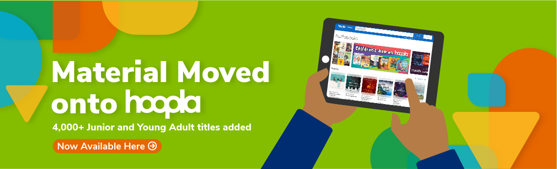 eBooks to Hoopla Transfer complete banner