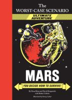 Mars you Decide How to Survive Cover