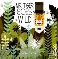 Mr. Tiger Goes Wild Cover