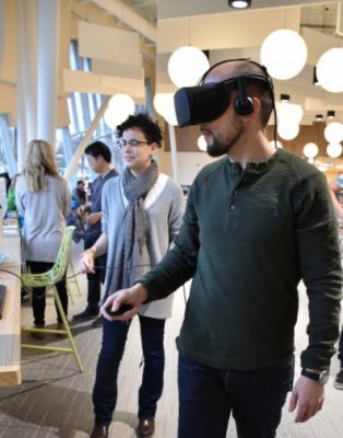 Oculus Rift Expo