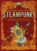 Steampunk! An anthology