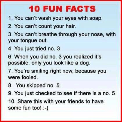ffun facts Photo